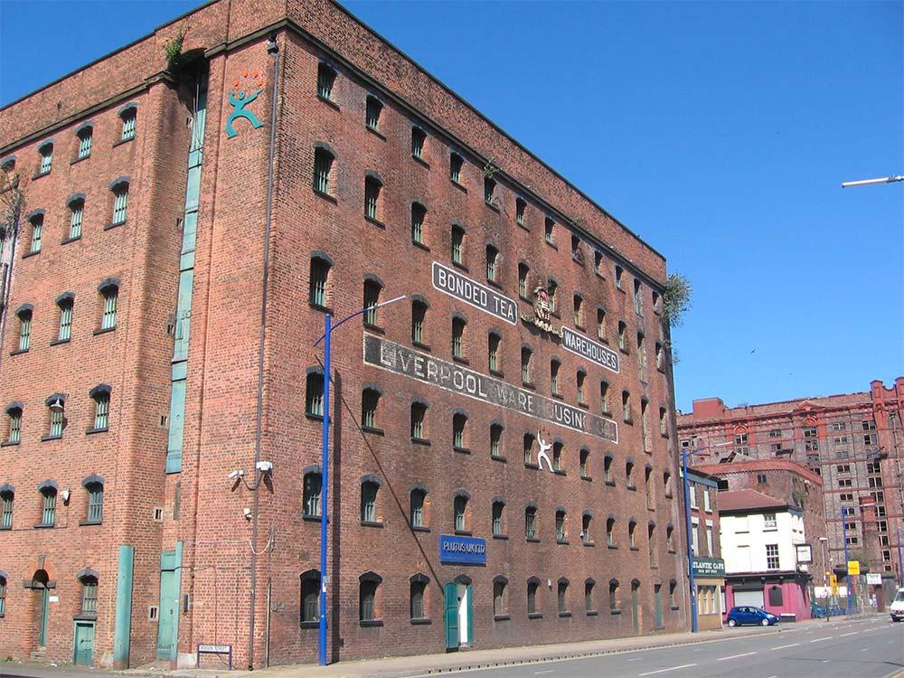 Stanley Dock warehouse