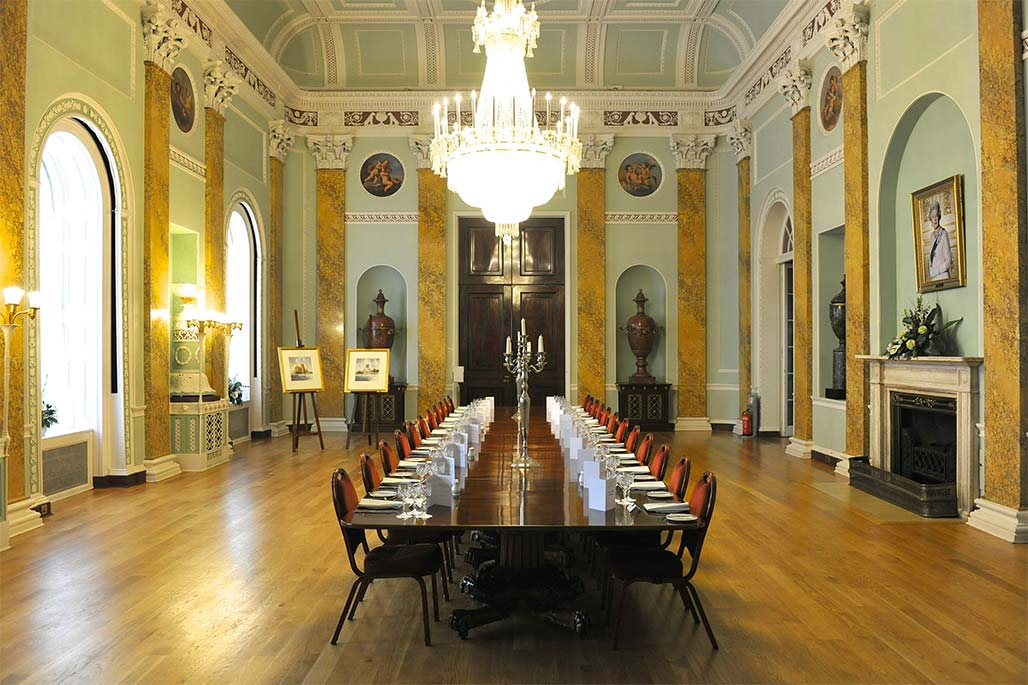 Town Hall dining room