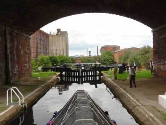 Stanley Dock Canal