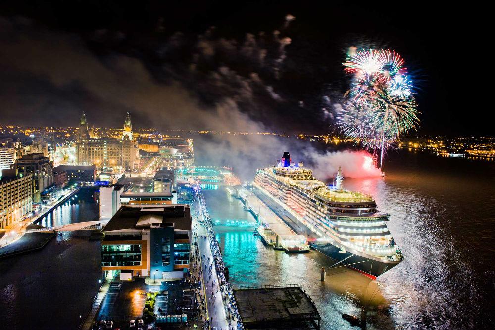 Queen Victoria cruise liner