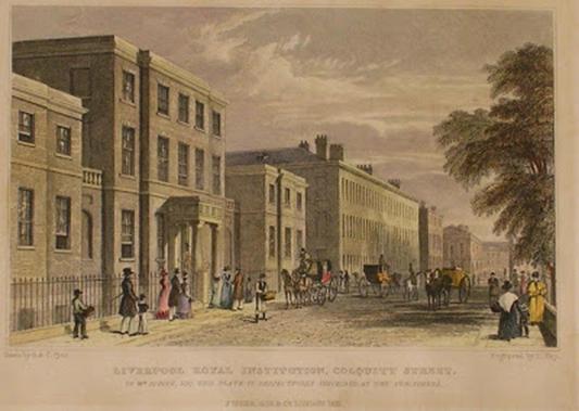 Royal Institution Liverpool, 24 Colquitt Street